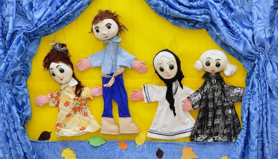 Comment organiser un spectacle de marionnettes pour les petits?